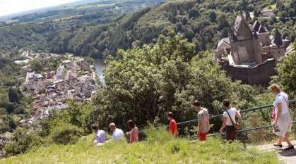 Camping du Moulin Vianden Luxembourg