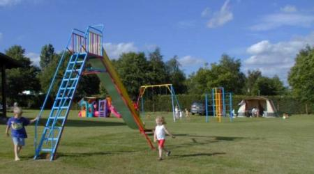 playground at Camping Bon Repos Berdorf Luxembourg
