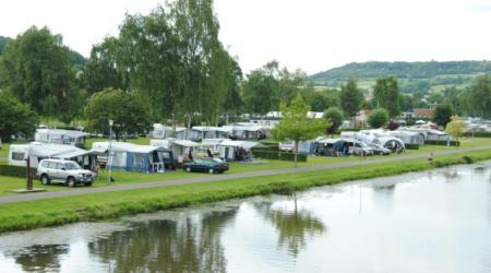 Camping du Barrage Rosport Luxembourg