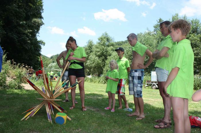 entertaining days on Camping Kautenbach Luxembourg