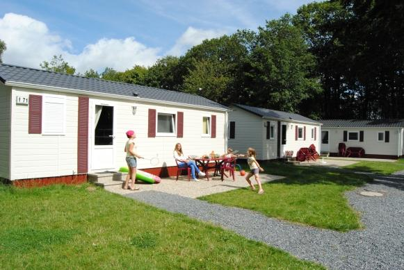 for rent at Camping Fuussekaul Heiderscheid Luxembourg