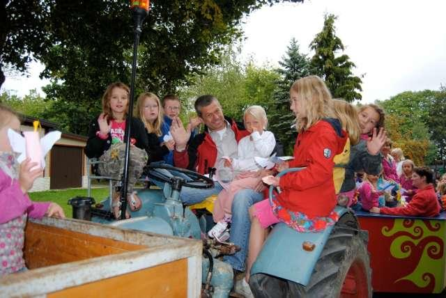 fun and entertainement on Camping Fuussekaul Heiderscheid Luxembourg