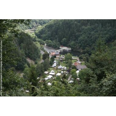 Camping Im Aal Esch-sur-Sûre Luxembourg