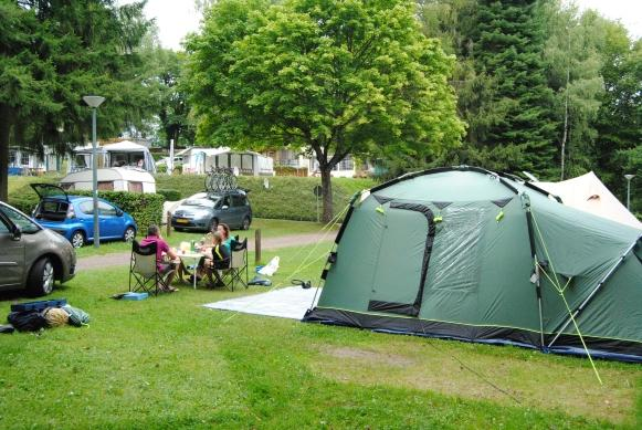 Camping la Pinède Consdorf Luxembourg
