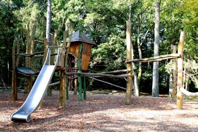 playground Camping Martbusch Berdorf Luxembourg
