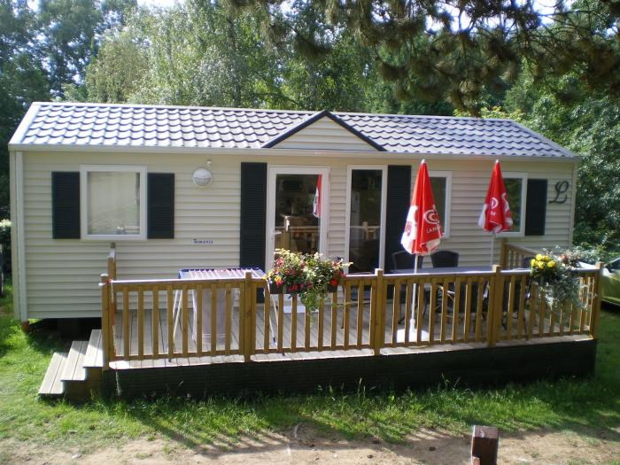for rent on Camping Plage Beaufort Luxembourg