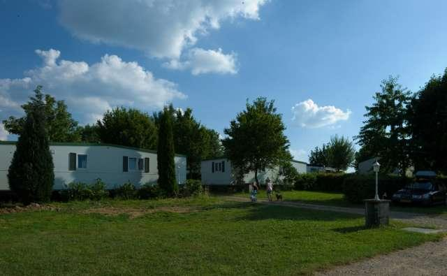 for hire on Camping Relax Haller Luxembourg