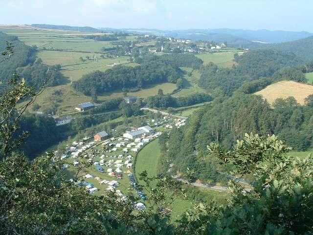 Camping Toodlermillen Tadler Luxemburg with hay hotel