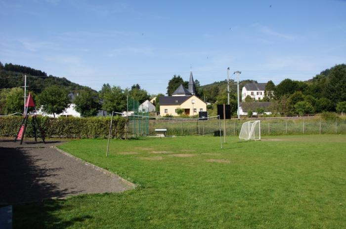 Camping Val d'Or Enscherange Luxembourg