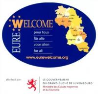 label eurewelcome pour le tourisme accessible