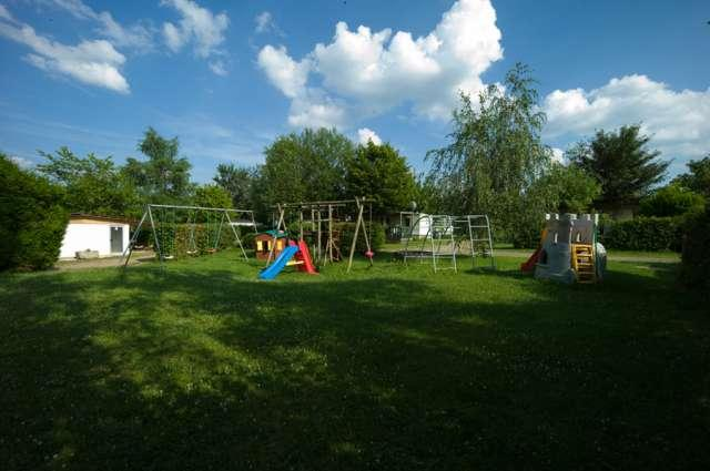 aire de jeux Camping Relax Haller Luxembourg