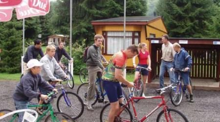 fietsen vanaf Camping Woltzdal Maulusmuhle Luxemburg
