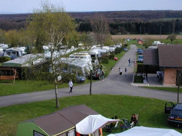 Camping Bon Repos Berdorf Luxembourg