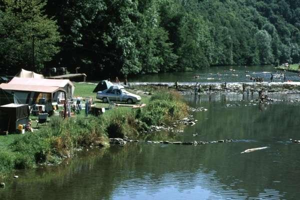 Camping du Moulin Bourscheid-Moulin Luxemburg