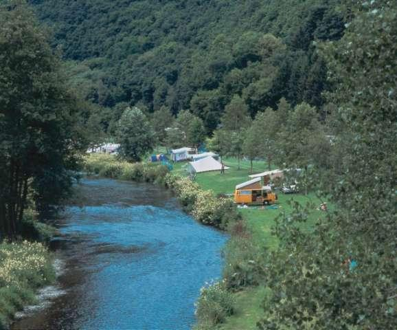 Camping du Nord Goebelsmuhle Luxembourg