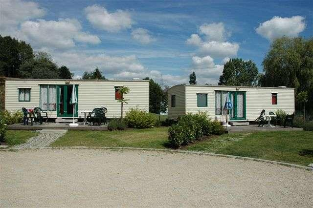 for hire on Camping Krounebierg Mersch Luxembourg