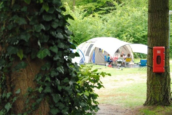 camp on Camping la Pinède Consdorf Luxembourg