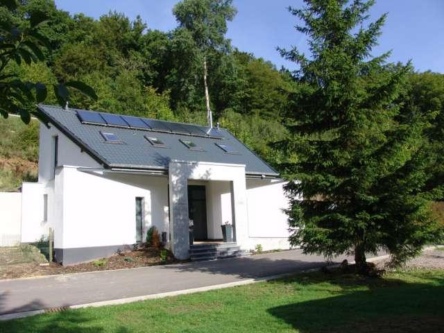 new washrooms on Camping Woltzdal Maulusmuhle Luxembourg