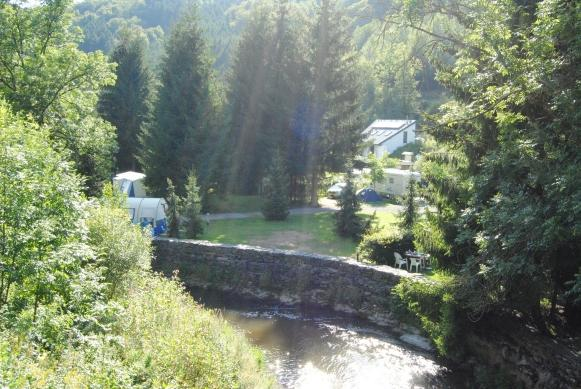 Camping Woltzdal Maulusmuhle Luxembourg
