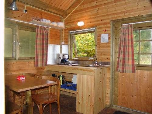 restaurant et café Camping Woltzdal Maulusmuhle Luxembourg