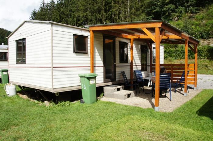 rental on Camping Val d'Or Enscherange Luxembourg
