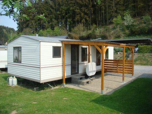 location sur Camping Val d'Or Enscherange Luxembourg