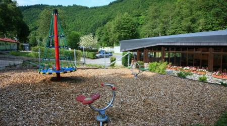 Camping Vieux Moulin Eisenbach Luxemburg